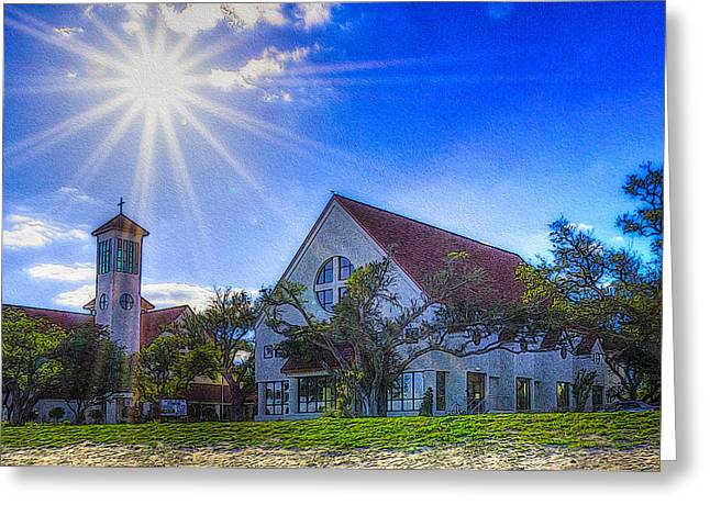 St Thomas Catholic Church Greeting Card