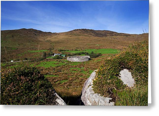 Staigue Fort At 2,500 Years Old One Greeting Card