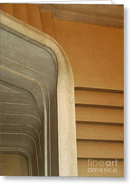 Stairs 9 Greeting Card