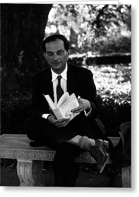 Stanislaw Ulam Greeting Card by American Philosophical Society