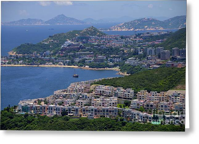 Stanley Bay  Greeting Card