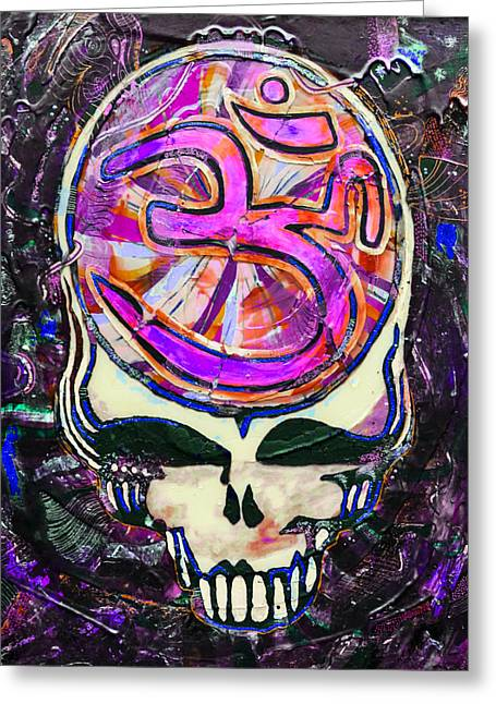 Steal Your Search For The Sound Two Greeting Card by Kevin J Cooper Artwork