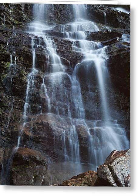 Steall Falls Greeting Card