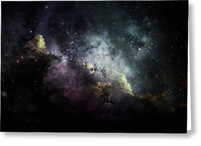 Greeting Card featuring the photograph Stellar 2 by Cynthia Lassiter
