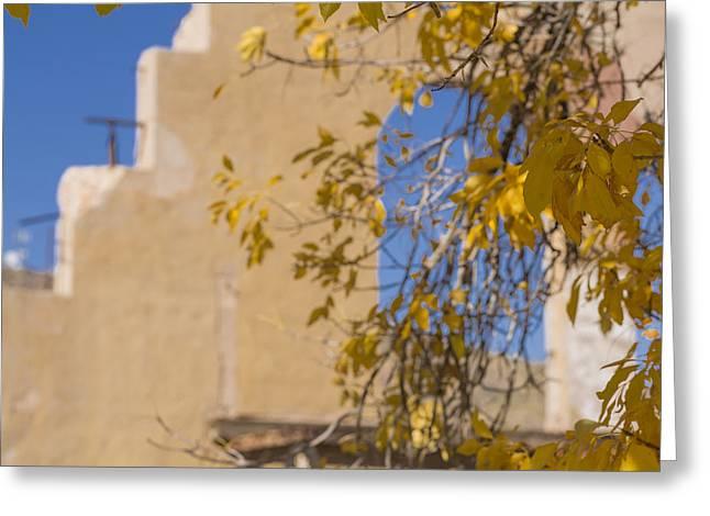 Steps And Fall Jerome Greeting Card