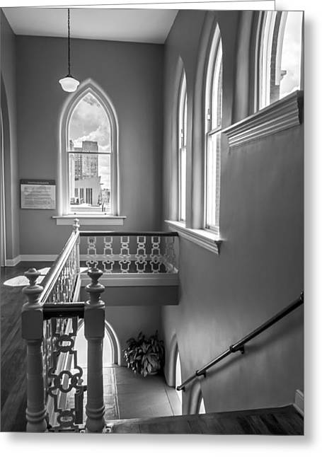 Ryman Steps Back In Time Greeting Card