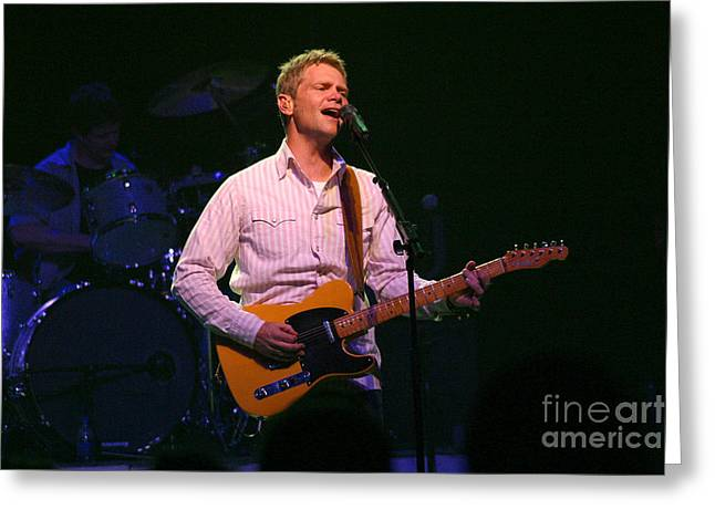 Steven Curtis Chapman 8431 Greeting Card by Gary Gingrich Galleries
