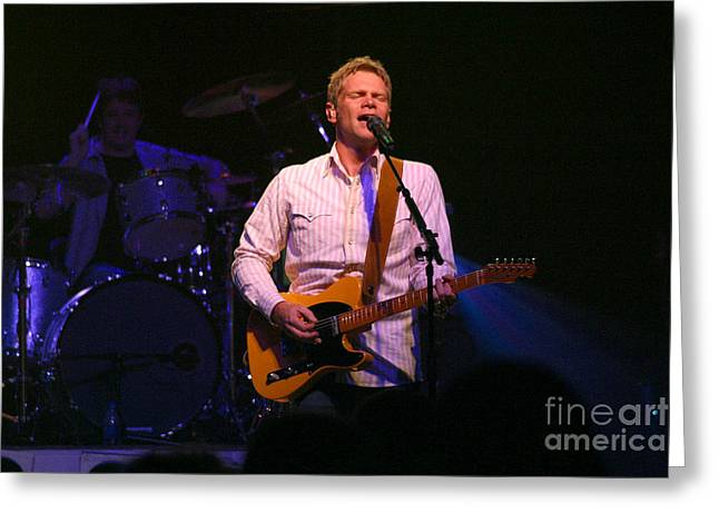 Steven Curtis Chapman 8478 Greeting Card by Gary Gingrich Galleries