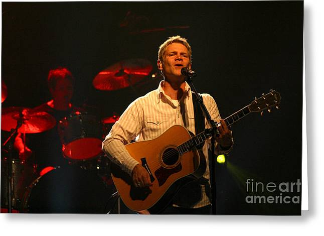 Steven Curtis Chapman 8537 Greeting Card by Gary Gingrich Galleries