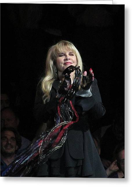 Stevie Nicks 2013 Greeting Card