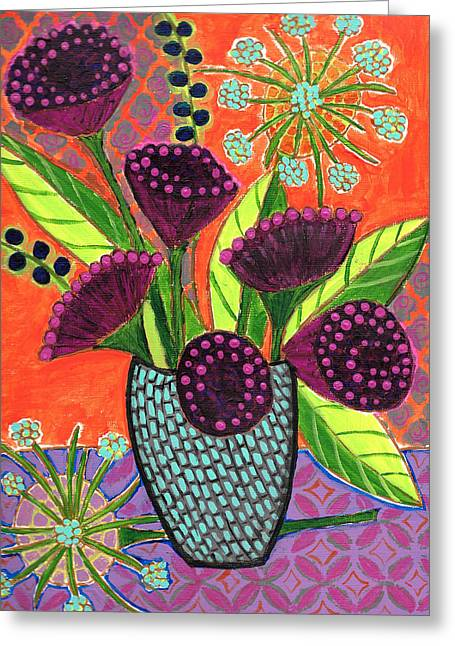 Still Life I Greeting Card