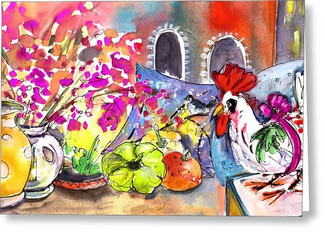 Still Life In Bergamo 02 Greeting Card