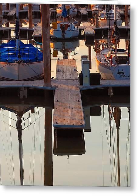 Still Sailing Greeting Card