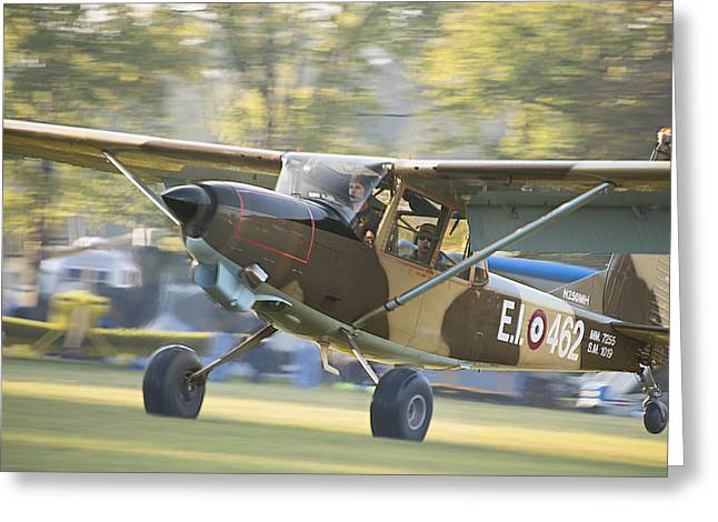 Stol Greeting Card by Phil Rispin