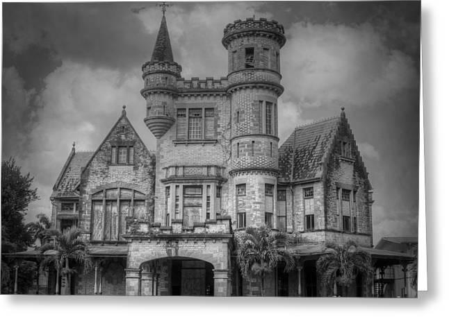 Stollmeyers Castle Trinidad Greeting Card