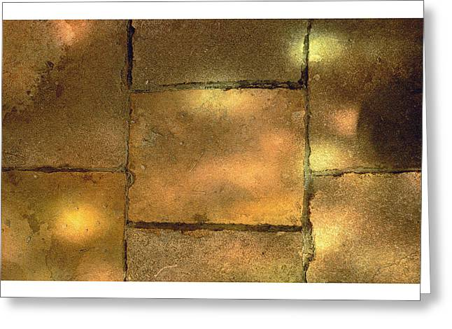 Stone And Light 08 Greeting Card