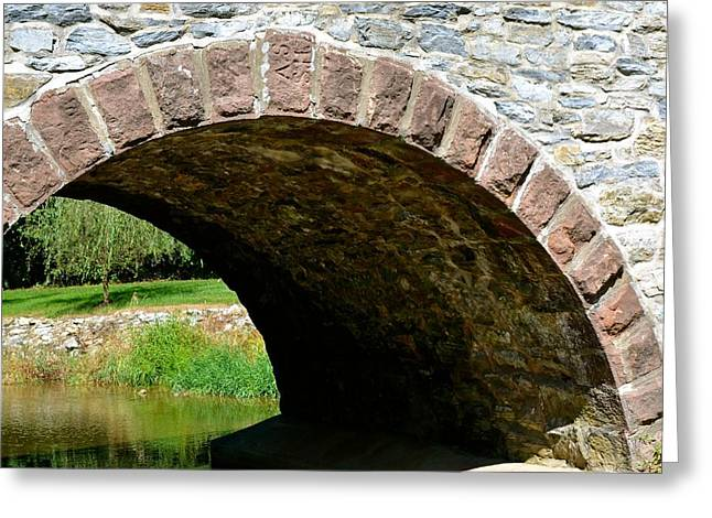 Stone Arch Greeting Card
