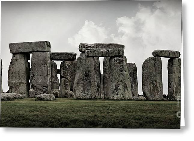 Stonehenge -- Mood 2 Greeting Card