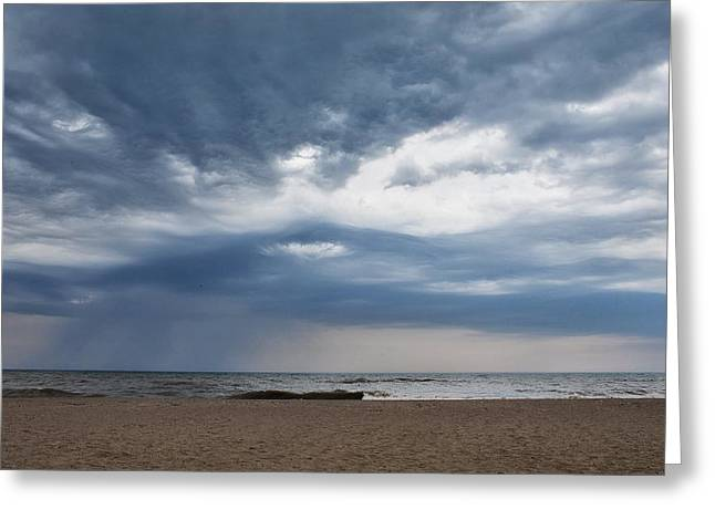 Storm Clouds Greeting Card by Nikki Watson    McInnes