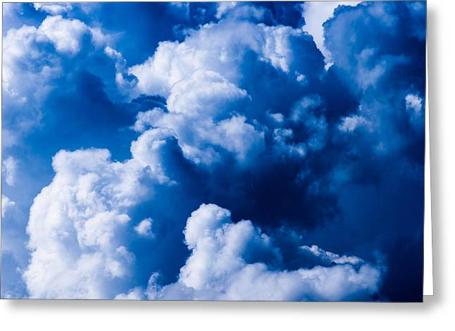 Storm Is Coming - Featured 3 Greeting Card by Alexander Senin