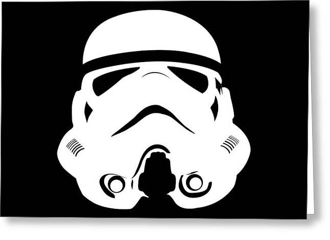 Stormtrooper Greeting Card