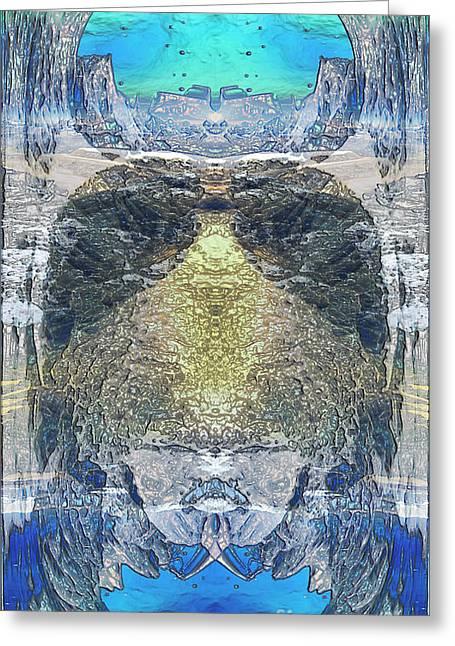 Subconscious Greeting Card