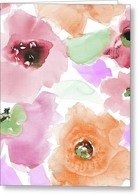 Subtle Belle Lumiere II Greeting Card by Lanie Loreth