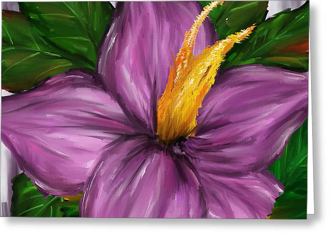 Such Beauty- Magnolia Paintings Greeting Card