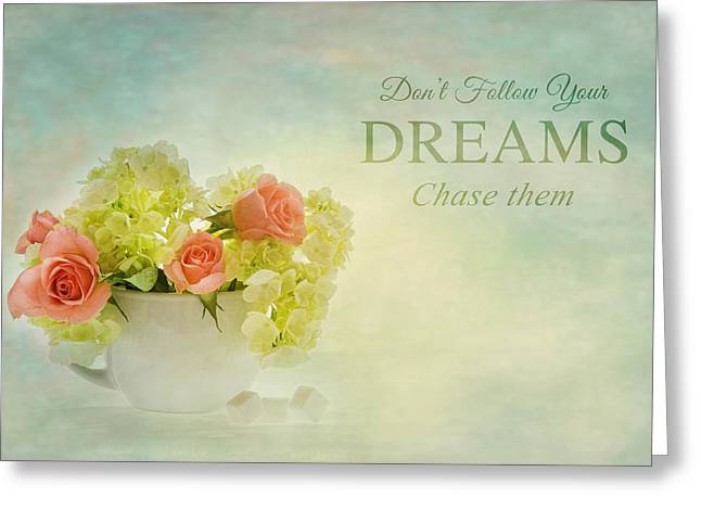 Sugar And Spice With Message Greeting Card