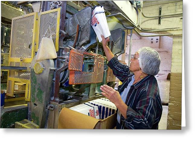 Sugar Packaging Machinery Greeting Card