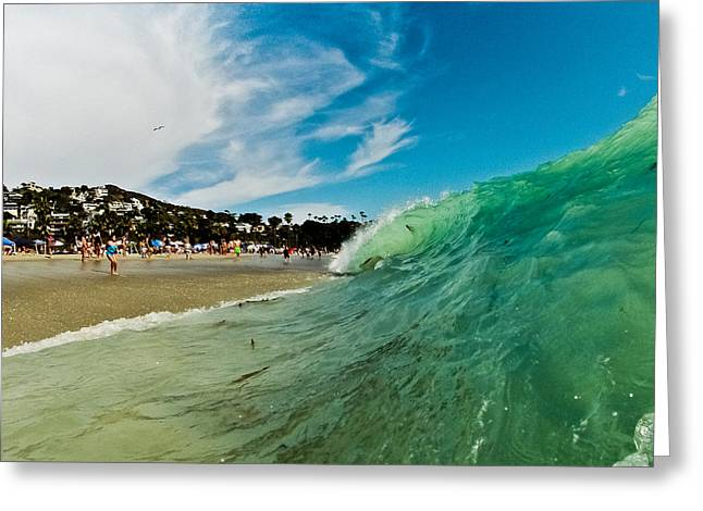 Summer Days  Greeting Card by Andrew Raby
