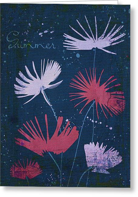 Summer Joy - 47a01 Greeting Card by Variance Collections