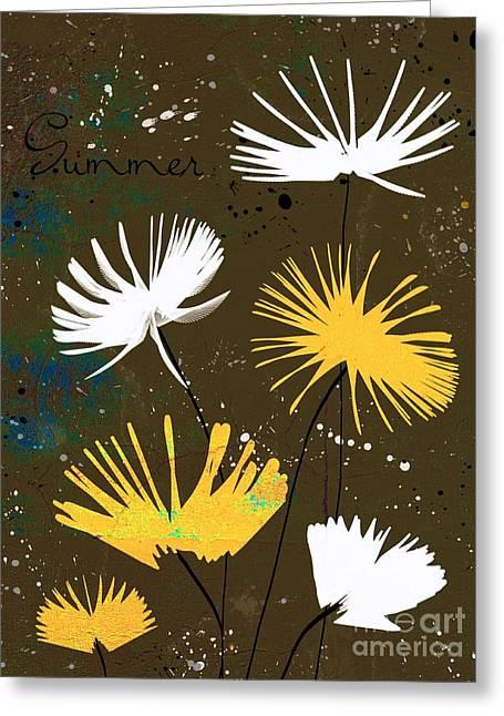 Summer Joy - Bdc01b Greeting Card