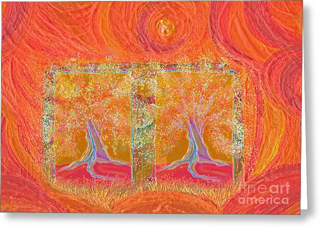 Summer Love By Jrr Greeting Card by First Star Art