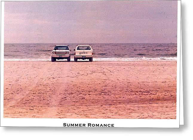 Summer Romance Greeting Card by Lorenzo Laiken