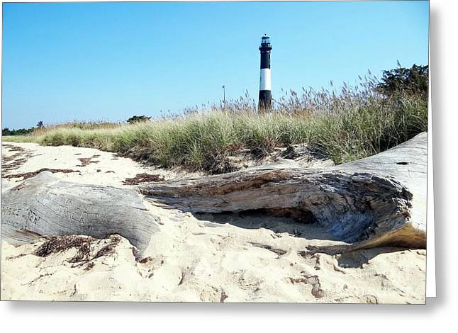 Greeting Card featuring the photograph Summer Scene by Ed Weidman