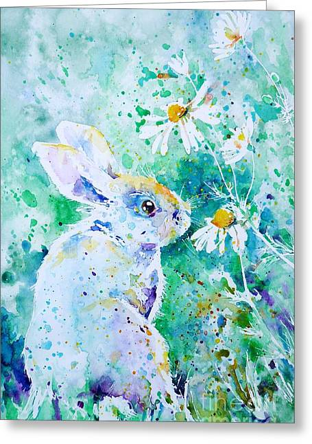Summer Smells Greeting Card