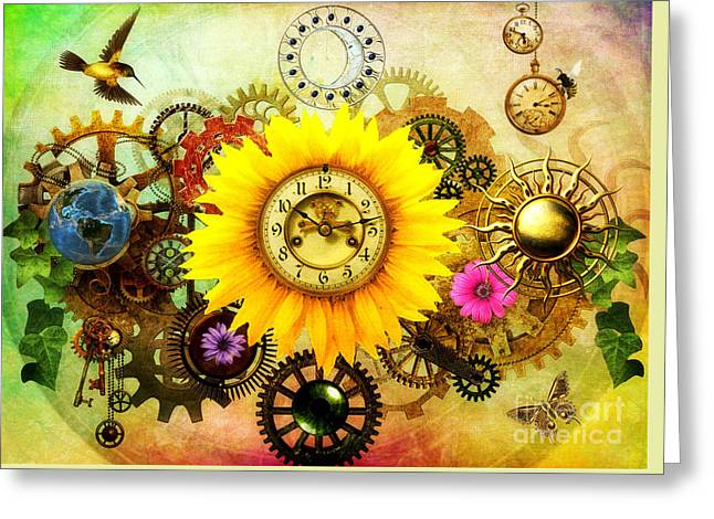 Summer Solstice 2014 Greeting Card