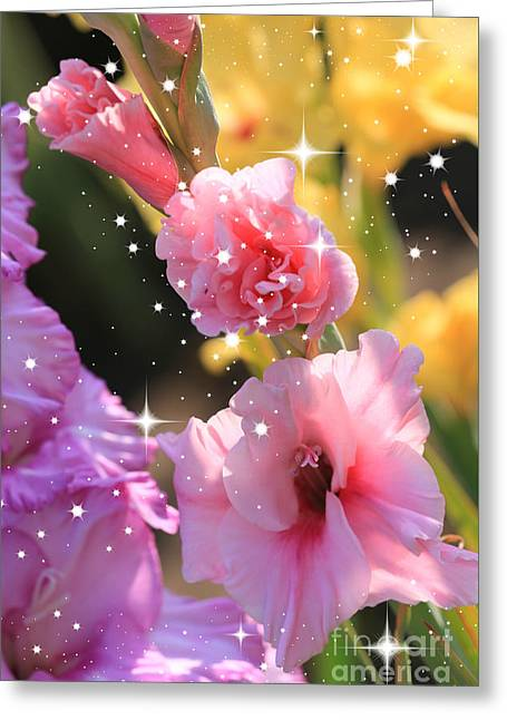 Summer Sparkle Greeting Card