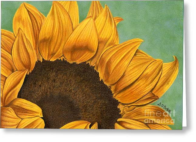 Summer's End Greeting Card by Sarah Batalka
