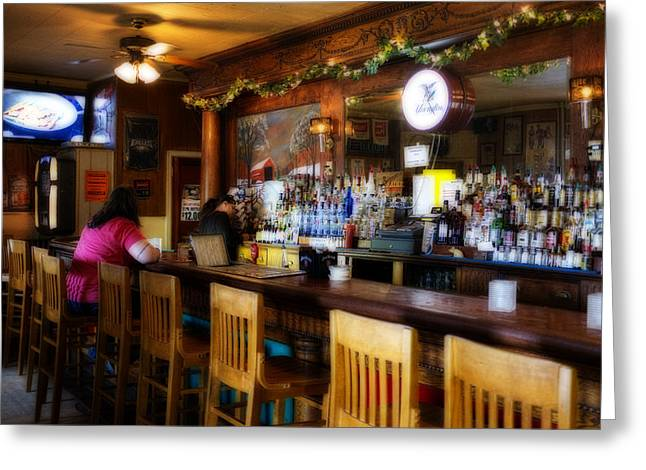 Sumneytown Bar Greeting Card