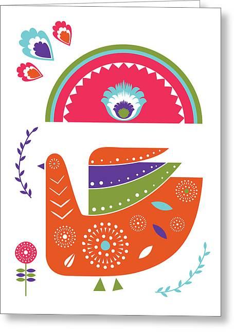 Sun It Rise Greeting Card