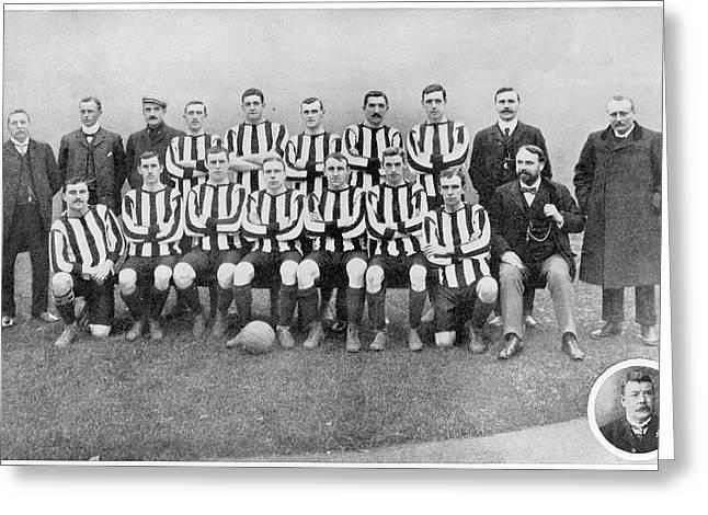 Sunderland Football Club Greeting Card