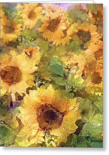 Sunflower 29 Greeting Card