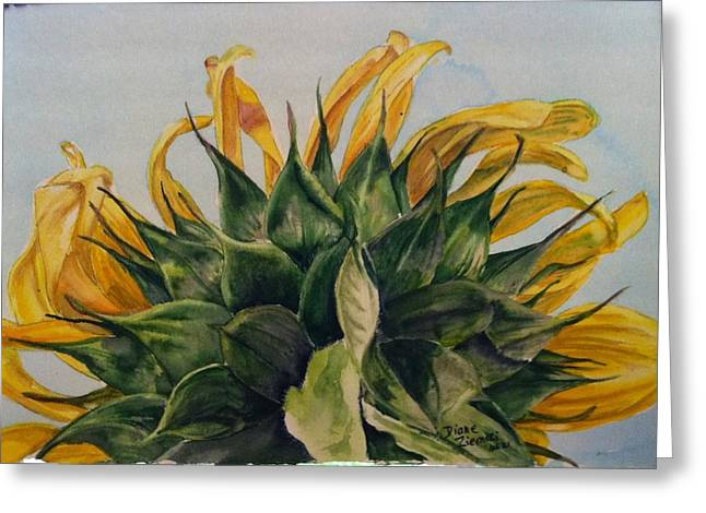 Sunflower 3 Greeting Card