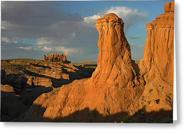 Sunrise At Bryce Point, Bryce Canyon Greeting Card