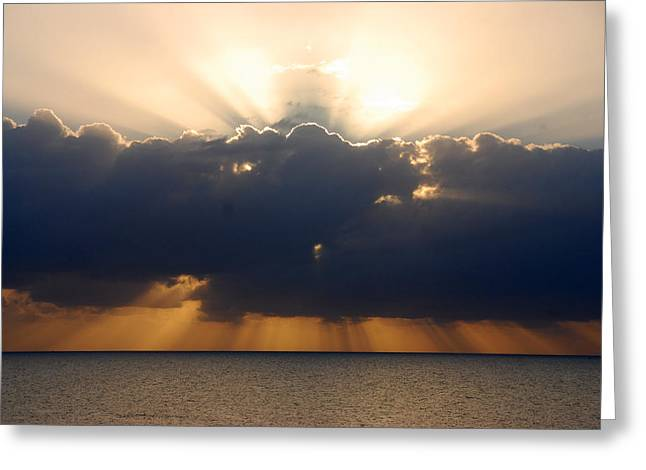 Sunrise Islamorada Greeting Card by John Schneider