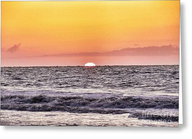 Sunrise Of The Mind Greeting Card
