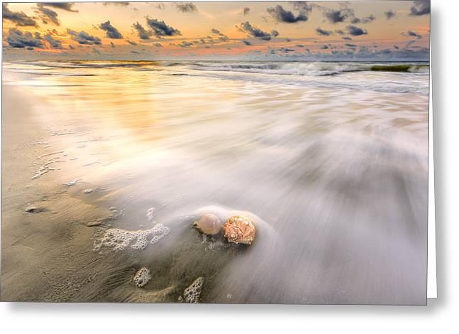 Sunrise On Hilton Head Island Greeting Card