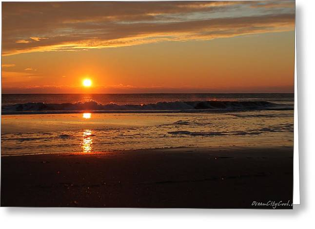 Sunrise Serenity Greeting Card